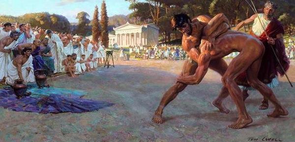 ¡Los primeros deportes en los que la gente apostaba!