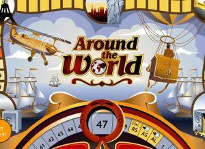 Juego de tragamonedas en línea IGT Around The World